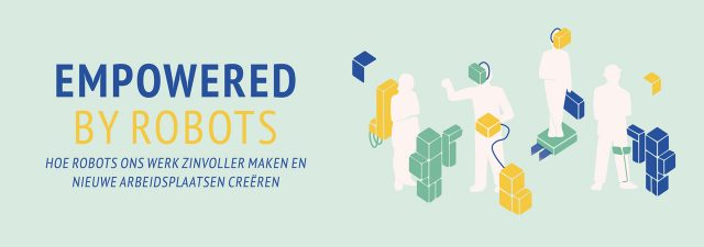 The Empowered by Robots conference takes place on the 25th of October in the Klokgebouw in Eindhoven.