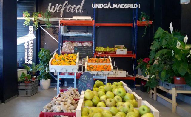 WeFood Supermarket Denmark
