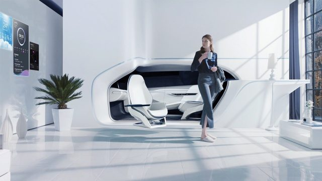 Hyundai car smart home
