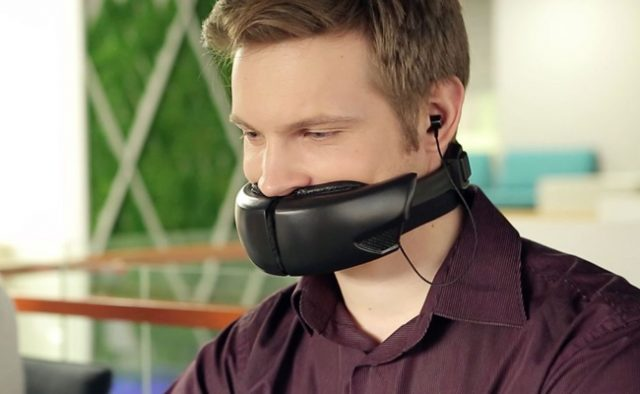 Introducing world's first voice mask designed to protect your privacy.