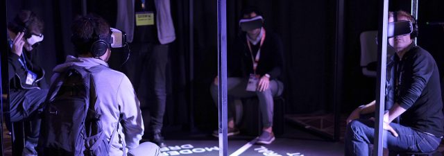 This week our virtual reality experience landed at the inaugural VR program of SXSW festival.