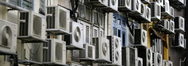 The end of Air-Conditioning