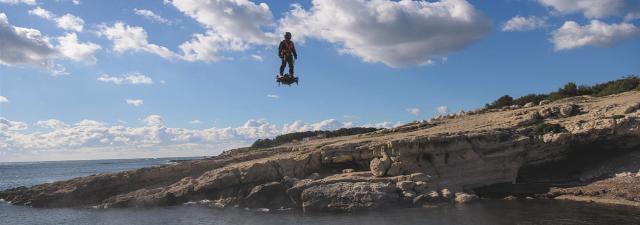 Hoverboard Atlantic