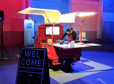 Catch our meat ice cream cart at Thought for Food Global Summit!