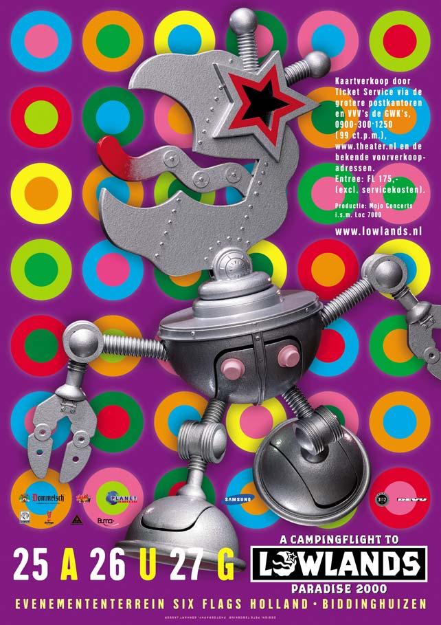 Affiche 2000