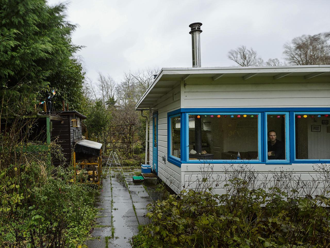 Klein Huis Bouwen : Een heel huis op vierkante meter nrc