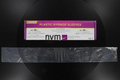 FHS PLASTIC SYRINGE SLEEVES 50,8x6,4cm (250st)