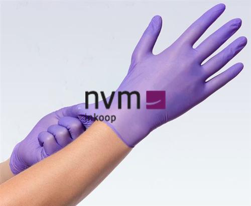 COMFORTIES SOFT NITRILE EASYGLIDE & GRIP HANDSCHOENEN POEDERVRIJ SMALL PAARS (100st)