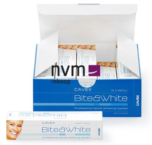 CAVEX BITE&WHITE BULK (10x3ml)