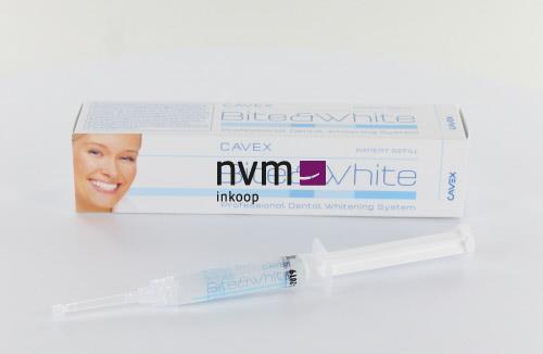 CAVEX BITE&WHITE PATIENTKIT REFILL (1x3ml)