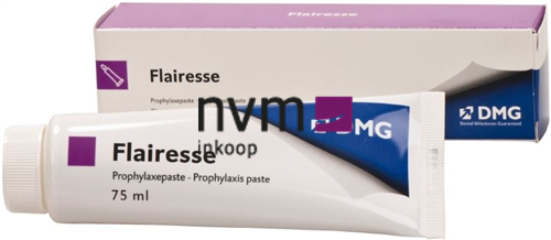 DMG FLAIRESSE PROPHYLAXE PASTA MINT COARSE TUBE (75ml)