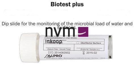 ALPRO BIOTEST PLUS