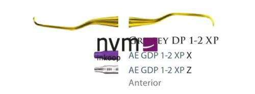 AMERICAN EAGLE GRACEY CURETTE XP 1/2 DEEP POCKET PAARSE HANDLE NR.GDP1/2XPX