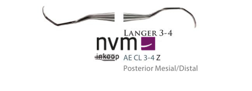 AMERICAN EAGLE LANGER CURETTE 3/4 NR.AECL3-4Z