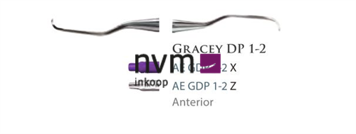AMERICAN EAGLE GRACEY CURETTE 1/2 DEEP POCKET NR.AEGDP1/2X