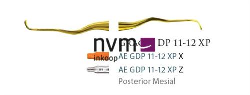 AMERICAN EAGLE GRACEY CURETTE XP 11/12 DEEP POCKET NR.GDP11/12XPX