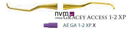 AMERICAN EAGLE GRACEY CURETTE X 1/2 ACCESS NR.GA1/2XPX