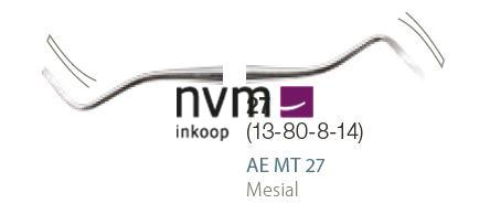 AMERICAN EAGLE GINGIVATRIMMER 27 MESIAL (13-80-8-14) NR. AE MT 27
