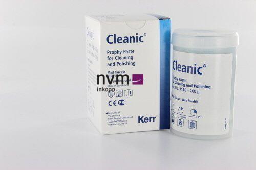 KERRHAWE CLEANIC MINT REFILL MET FLUOR NR.3110 (200gr)