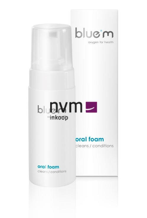 BLUE M ORAL FOAM (100ml)