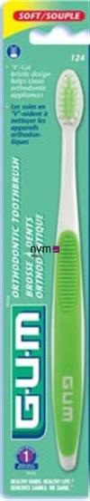 BUTLER GUM SPECIALITY ORTHOBORSTELS NR.124 (12st)