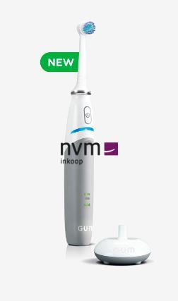 BUTLER GUM POWERCARE TOOTHBRUSH STARTER KIT REF 4200M