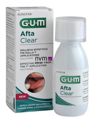 BUTLER GUM AFTACLEAR MONDSPOELMIDDEL (120ml)