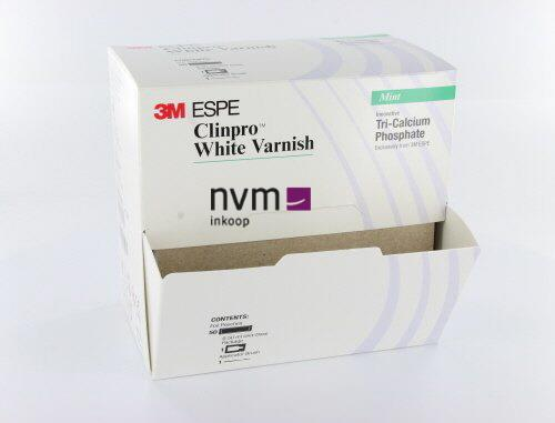 3M ESPE CLINPRO WHITE VARNISH SINGLE DOSE NR.12249 (50x0,5gr)