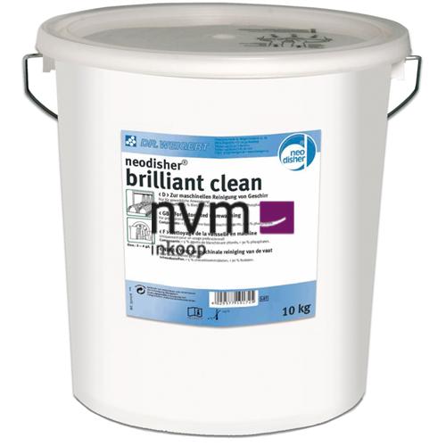 DR. WEIGERT NEODISHER BRILLIANT CLEAN (10kg)