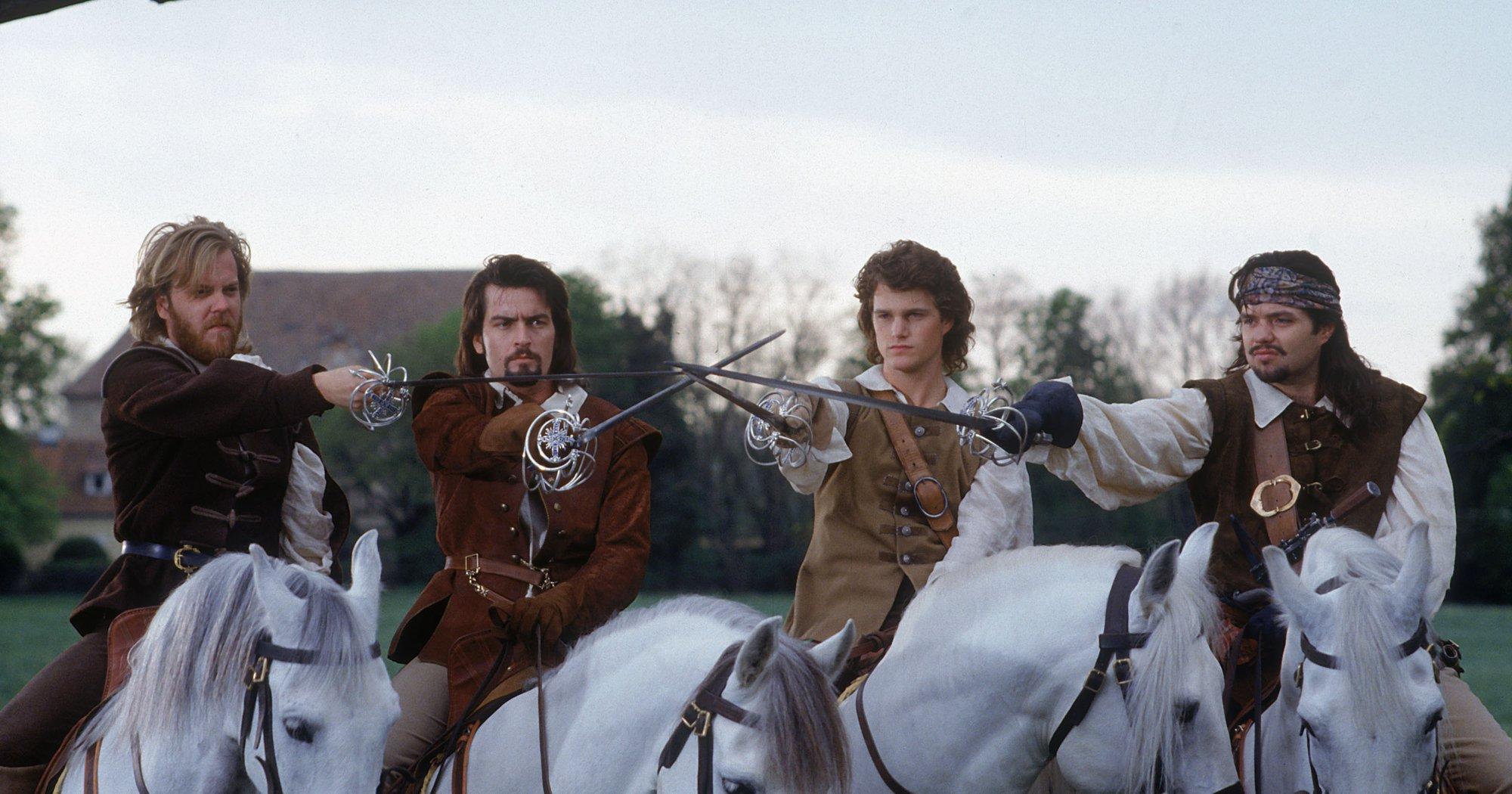 Три мушкетера ххх, Три мушкетера - порно версия » Лучшее бесплатное 28 фотография