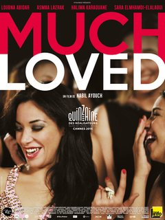 Much Loved movie poster