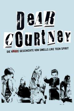 Dear Courtney movie poster