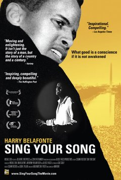 Sing Your Song movie poster