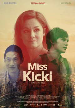 Miss Kicki movie poster