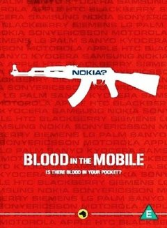 Blood in the Mobile movie poster