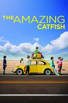 The Amazing Catfish movie poster