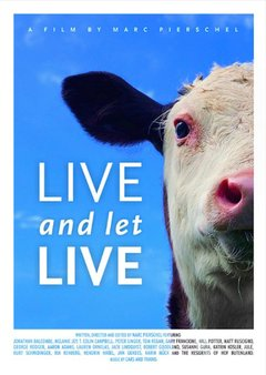 Live and let Live movie poster