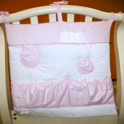 Карман для аксессуаров Pallone розовый