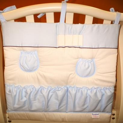 Карман для аксессуаров Sun Marino голубой