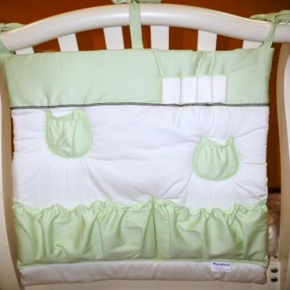 Карман для аксессуаров Sun Marino зеленый