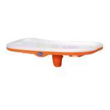 Столик к стульчику Polly 2в1, оранжевый