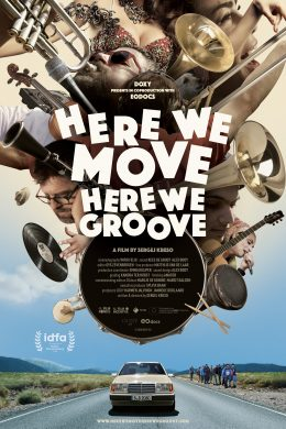 Thumbnail voor Here We Move Here We Groove
