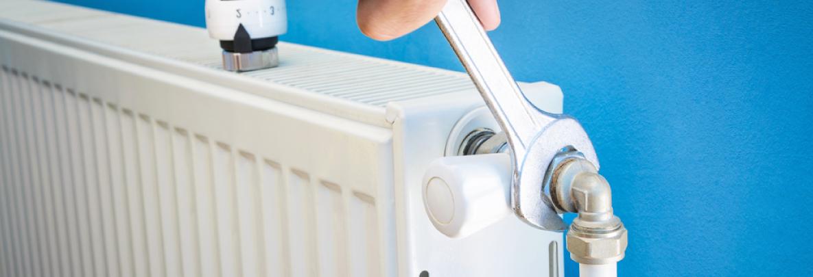 radiateur électrique réglage
