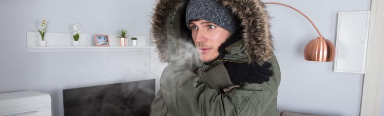 precarite energetique froid maison