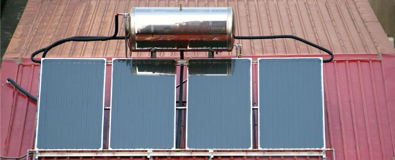 prime Chauffe eau solaire individuel
