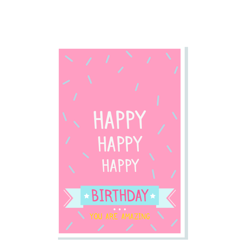 Birthdaycard caption text 1