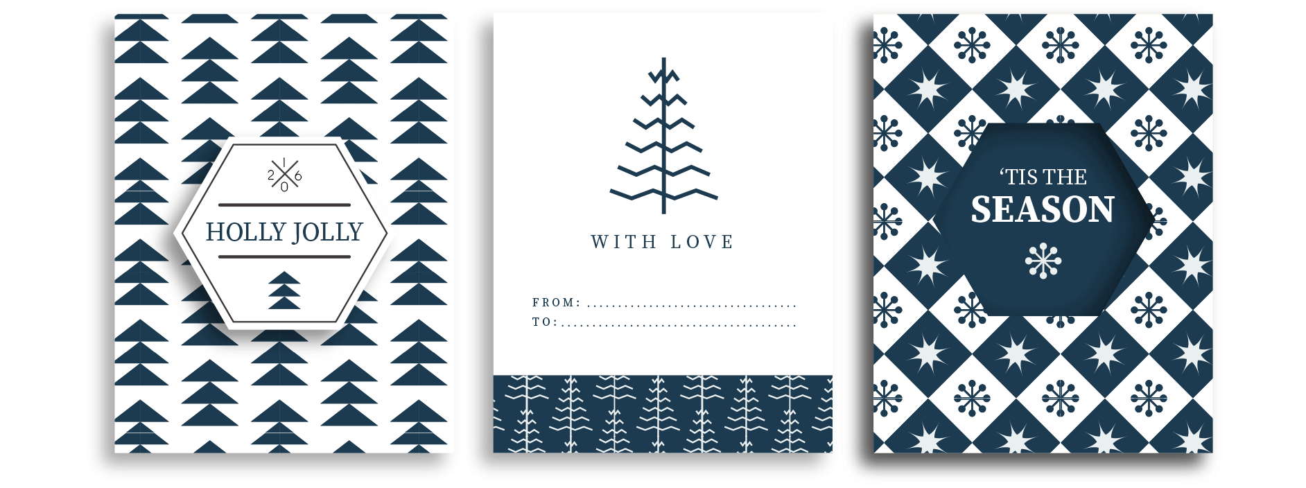 Design Personlised Christmas Cards