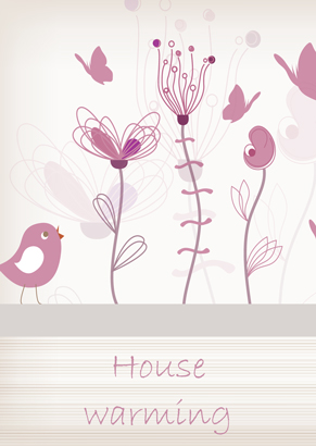 Invitation - House warming