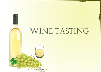 Invitation - Wine tasting