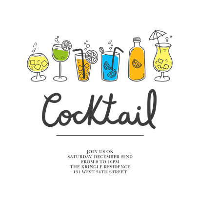 Front cocktail